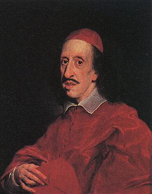 Portrait of Cardinal Leopoldo de' Medici (1617...