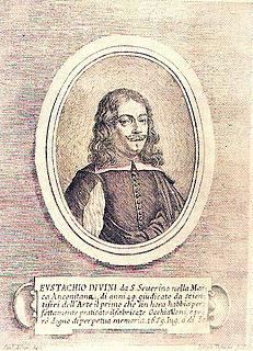 Eustachio Divini Italian scientist