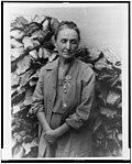 Portrait of Georgia O'Keeffe, Abiquiu, N.M. LCCN2004663416.jpg