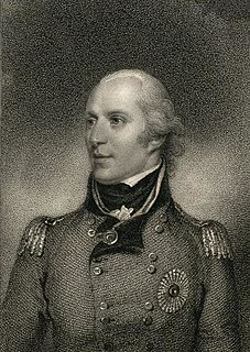 John Stuart, Count of Maida British Army officer of the Napoleonic Wars