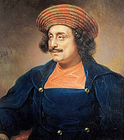 Portrait of Raja Ram Mohun Roy, 1833.jpg