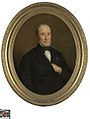 Portret van Auguste Waets, circa 1829 - circa 1890, Groeningemuseum, 0041201000.jpg