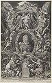 Portret van keizer Matthias in allegorische omlijsting, RP-P-OB-70.082.jpg