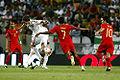 Portugal 2-3 Denmark, Agger.jpg