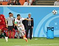 Portugal and Iran match at the FIFA World Cup 2018 5.jpg