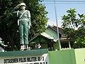 Pos Polisi Militer, Kadipaten, Majalengka - panoramio.jpg