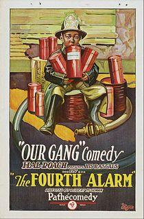 <i>The Fourth Alarm</i> 1926 film by Robert F. McGowan