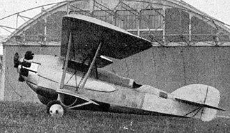 Potez 25 - Potez 25 O photo from L'Aéronautique January,1926