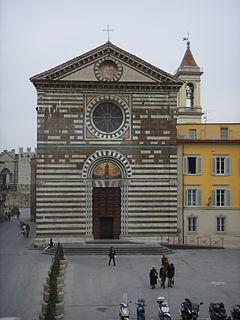 church building in Prato, Italy