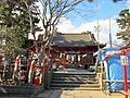 Precincts of Ikohayawake-no-mikoto-jinja shrine.JPG