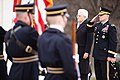 President of Italy lays a wreath at the Tomb of the Unknown Soldier in Arlington National Cemetery (24584030190).jpg