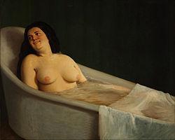 Prilidiano Pueyrredón: The Bath