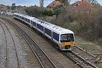Princes Risborough - Chiltern 165001-165033 supren train.JPG