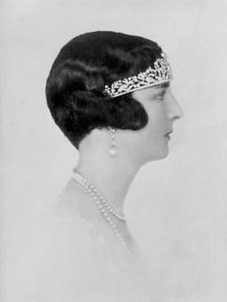 Princess Anne of Orléans - Image: Princess Anne of Orléans, Duchess of Aosta (1906 1986)