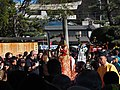 Procession with Tengu, Hōnen Matsuri (Tagata Shrine) 3.jpg