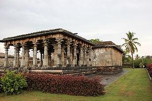 Jain temples, Halebidu - Parshvanatha Basadi