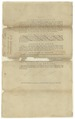 Proposed Amendments to the U.S. Constitution as Passed by the Senate, Printed September 14, 1789, back.tif