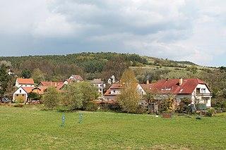 Prostřední Poříčí Municipality in South Moravian, Czech Republic