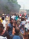 Protests in Bamako in support of Rasbath 06.jpg