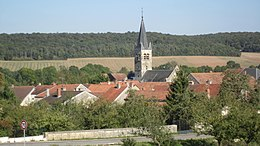 Prusly-sur-Ource – Veduta