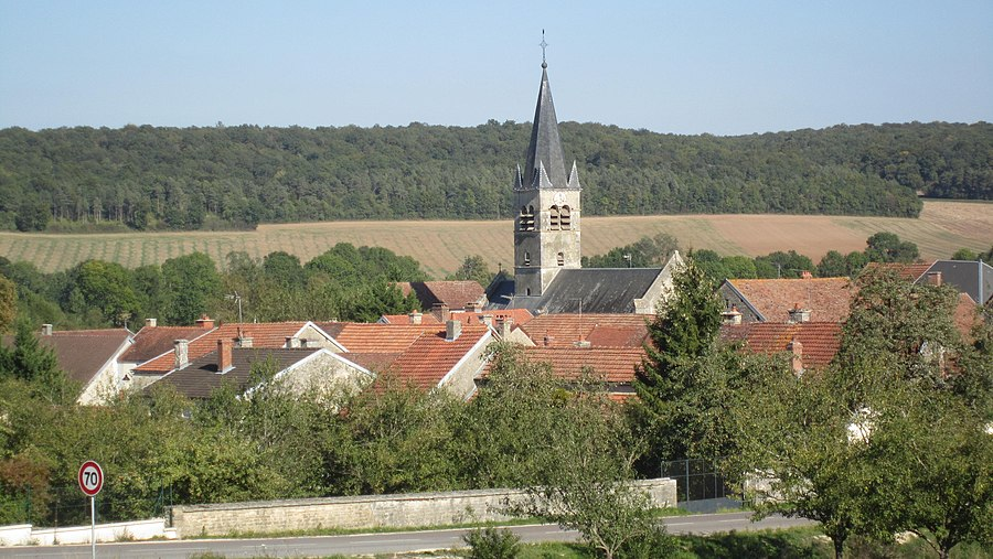 Prusly-sur-Ource