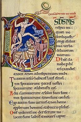 Psalm 22 - Wikipedia