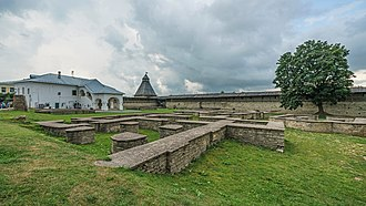 Daumantas of Pskov - Daumantas Town in Pskov.