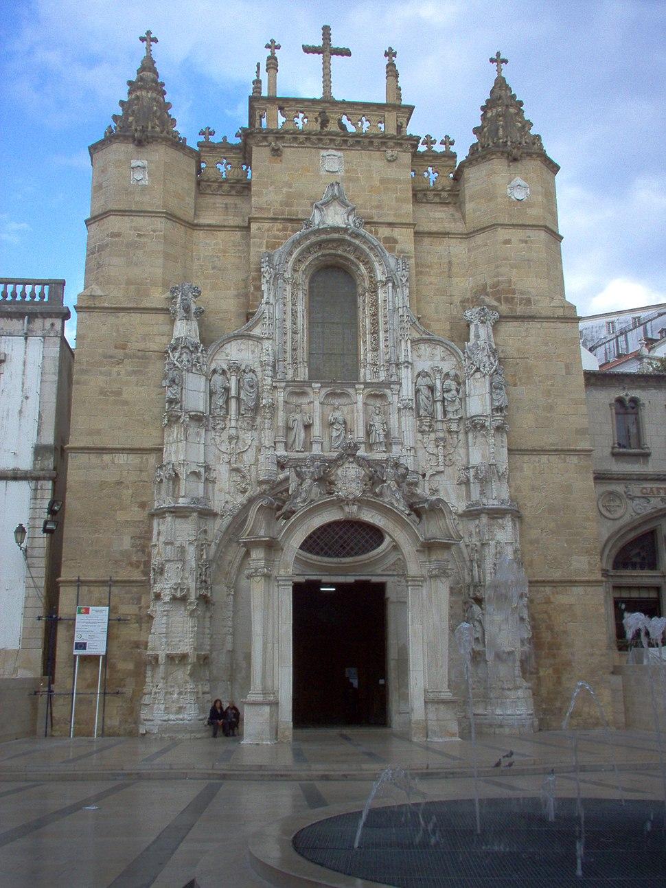 Pt-coimbra-mosteiro-santacruz