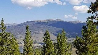 Ptarmigan Peak (Colorado) mountain in United States of America