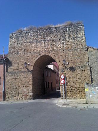 Battle of Mansilla - Concepción Gate, Mansilla de las Mulas
