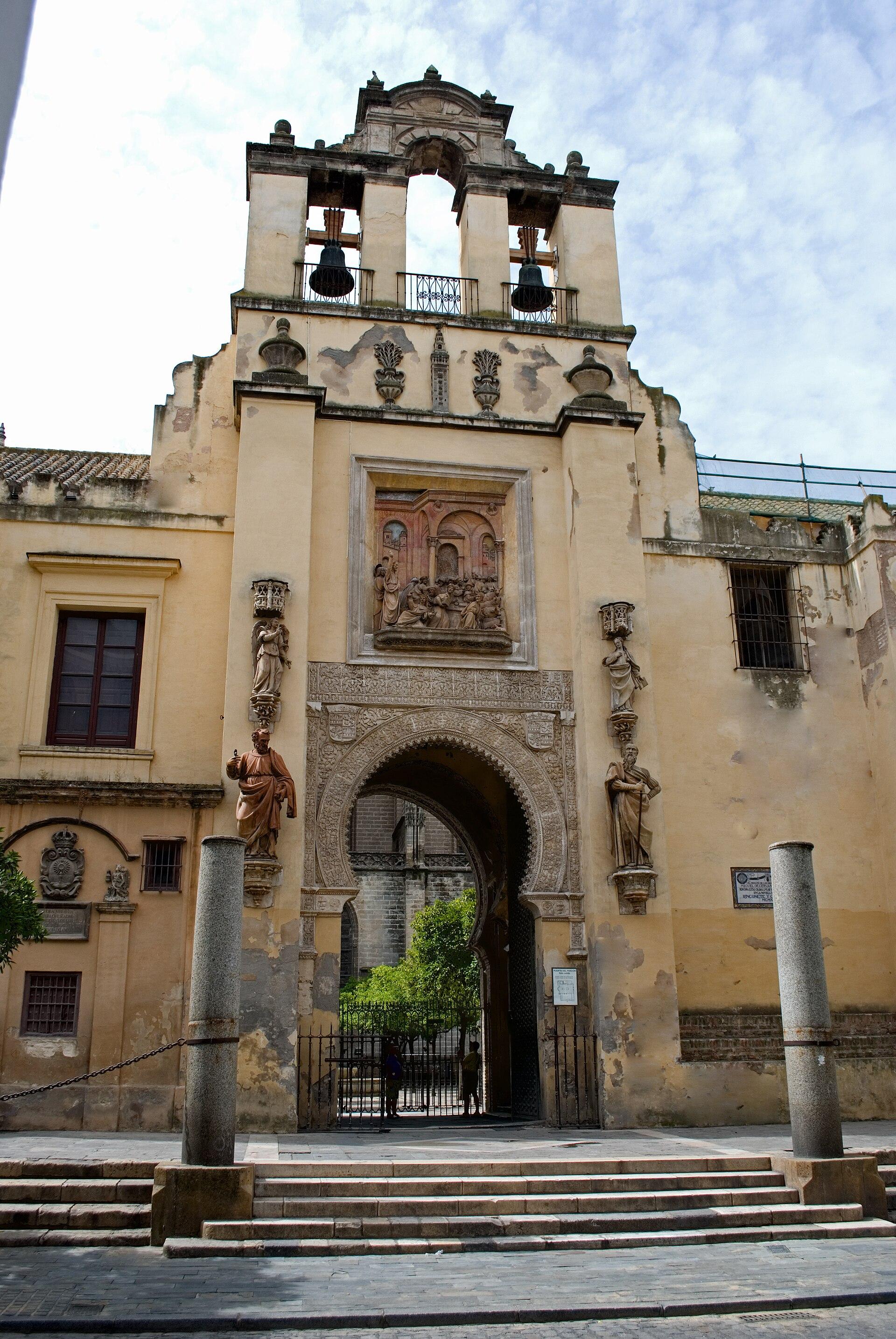 Historia de la catedral de santa mar a de sevilla for La fabrica del mueble sevilla