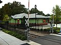 Pullen Park Childrens Railroad Oct 2013 Entrance - panoramio.jpg