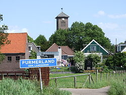 Purmerland town centre