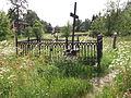 Pyhän Mikaelin kirkko hauta.JPG