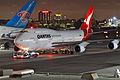 Qantas 747-400ER at LAX. (12608653085) (2).jpg