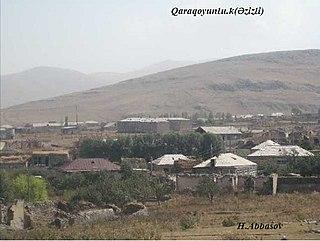 Norabak Place in Gegharkunik, Armenia