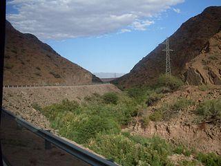Abaucán River