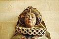 Queen Elizabeth statue in St Mary Redcliffe, Bristol.jpg