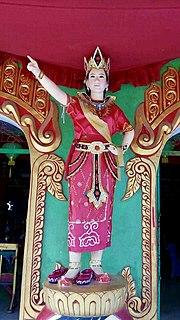 Panhtwar Queen regnant of Beikthano