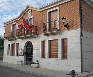 Quintanilla de Trigueros Place in Castile and León, Spain