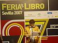 Quintero a la Feria del Libro Sevilla 2007 (2).JPG