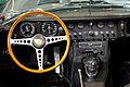 Rétromobile 2011 - Jaguar type E série 1 3,8 L - 1963 - 003.jpg