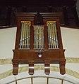 R.C. Church, pipe organ, 2020 Jászapáti.jpg