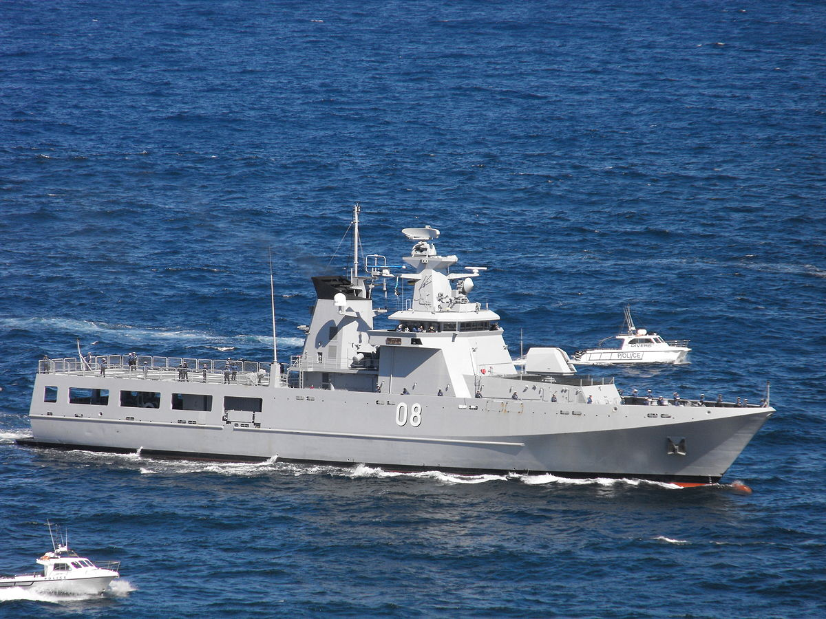 missile launching helicopter with Darussalam Class Offshore Patrol Vessel on USS Fitzgerald Involved Collision Merchant Vessel also Thunderwolf further Preflight Briefing furthermore China Plans To Build 110000 Ton Super likewise Joy To The World.