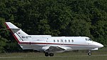 RA 02771 BAe HS-125 700B H25B -LIN (14294778593).jpg