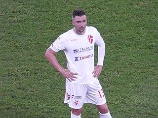 Daniele Capelli Italian footballer
