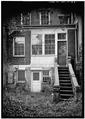 REAR (NORTH) ELEVATION - 108 West Jones Street (House), Savannah, Chatham County, GA HABS GA,26-SAV,78-A-2.tif