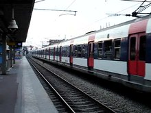 Fichier:RER B Aulnay-sous-Bois.ogv