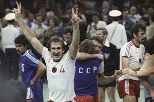 Сергій Кушнірюк (№4), ОІ 1980