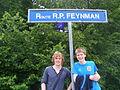 RPFeynmanStreet.JPG